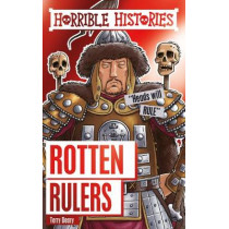 Rotten Rulers by Terry Deary, 9781407191584