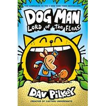 Dog Man 5: Lord of the Fleas PB by Dav Pilkey, 9781407192161