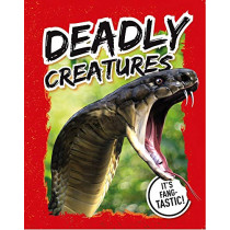 Deadly Creatures (with snake's tooth necklace) by Scholastic, 9781407193786