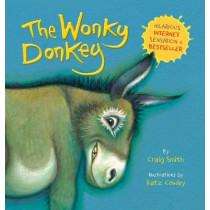 The Wonky Donkey by Craig Smith, 9781407195575