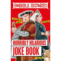 Horribly Hilarious Joke Book by Terry Deary, 9781407196473