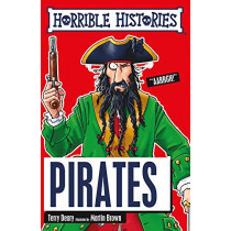 Pirates by Terry Deary, 9781407197760