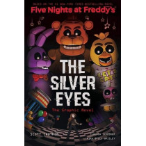 The Silver Eyes Graphic Novel by Scott Cawthon, 9781407198460