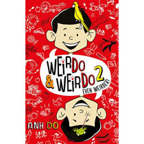 WeirDo 1&2 bind-up by Anh Do, 9781407199559