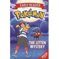 The Official Pokemon Early Reader: The Litten Mystery: Book 6 by Pokemon, 9781408354797