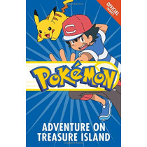 The Official Pokemon Fiction: Adventure on Treasure Island: Book 11 by Pokemon, 9781408354803