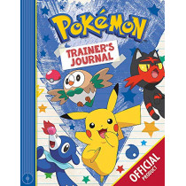 The Official Pokemon Trainer's Journal by Pokemon, 9781408357705
