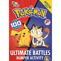 Pokemon Ultimate Battles Bumper Activity by The Pokemon Company International, 9781408363027