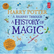 Harry Potter - A Journey Through A History of Magic by British Library, 9781408890776