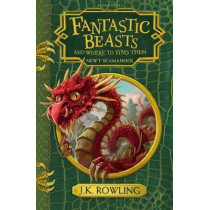 Fantastic Beasts and Where to Find Them by J. K. Rowling, 9781408896945