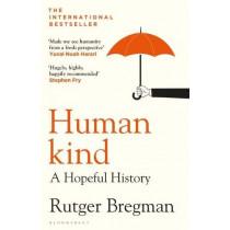 Humankind: A Hopeful History by Rutger Bregman, 9781408898956