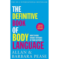 The Definitive Book of Body Language: How to read others' attitudes by their gestures by Allan Pease, 9781409168508