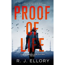 Proof of Life by R.J. Ellory, 9781409198574