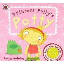 Princess Polly's Potty by Andrea Pinnington, 9781409302193
