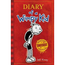 Diary of a Wimpy Kid: Greg Heffley's Journal: Special Cheesiest Edition by Jeff Kinney, 9781419729454