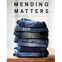 Mending Matters: Stitch, Patch, and Repair Your Favorite Denim & More by Katrina Rodabaugh, 9781419729478