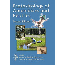 Ecotoxicology of Amphibians and Reptiles by Donald W. Sparling, 9781420064162