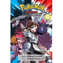 Pokemon Adventures: Black 2 & White 2, Vol. 2 by Hidenori Kusaka, 9781421584386