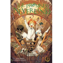 The Promised Neverland, Vol. 2 by Kaiu Shirai, 9781421597133