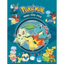 Pokemon Seek and Find: Johto by Viz Media, 9781421598116