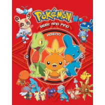Pokemon Seek and Find: Hoenn by Viz Media, 9781421598123