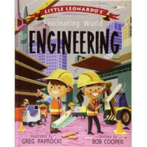 Little Leonardo's Fascinating World of Engineering by Bob Cooper, 9781423649571