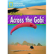 Gliding Across the Gobi: Footprint Reading Library 1600 by Rob Waring, 9781424010967