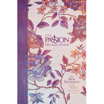 The Passion Translation New Testament (2nd Edition) Peony by Brian Simmons, 9781424557660