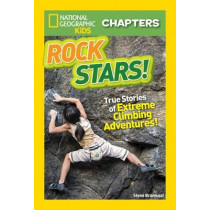 National Geographic Kids Chapters: Rock Stars! (Chapters) by National Geographic Kids, 9781426330490