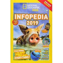 National Geographic Kids Infopedia 2019 (Infopedia) by National Geographic Kids, 9781426332555