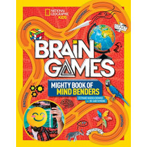 Brain Games 2: Mighty Book of Mind Benders by National Geographic Kids, 9781426332852
