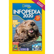National Geographic Kids Infopedia 2020 by National Geographic Kids, 9781426334283