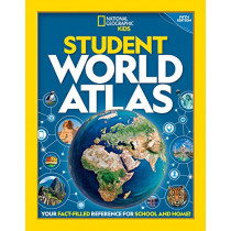 National Geographic Student World Atlas (Atlas) by National Geographic Kids, 9781426334795