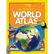 National Geographic Kids Beginner's World Atlas (2019 update) (Atlas) by National Geographic Kids, 9781426334825