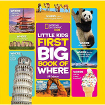 National Geographic Little Kids First Big Book of Where by National Geographic Kids, 9781426336935