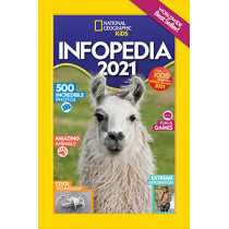National Geographic Kids Infopedia 2021 by National Geographic Kids, 9781426339400
