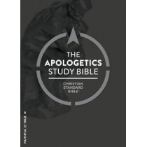 CSB Apologetics Study Bible, Hardcover by CSB Bibles by Holman CSB Bibles by Holman, 9781433644092
