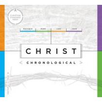 CSB Christ Chronological by Holman Bible Staff, 9781433646034