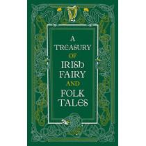 A Treasury of Irish Fairy and Folk Tales by Varoius, 9781435161368