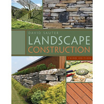 Landscape Construction by David Sauter, 9781435497184