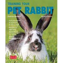 Training Your Pet Rabbit by Patricia Bartlett, 9781438000343