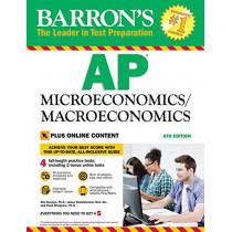 Barron's AP Microeconomics/Macroeconomics with Online Tests by Frank Musgrave, Ph.D., 9781438010656