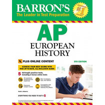 Barron's AP European History with Online Tests by Seth A. Roberts, 9781438010670