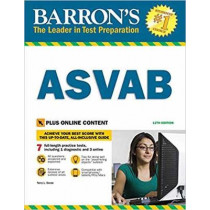 Barron's ASVAB with Online Tests by Terry L. Duran, 9781438010700