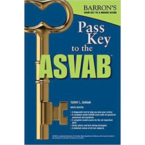 Pass Key to the ASVAB by Terry L. Duran, 9781438010786