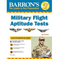 Barron's Military Flight Aptitude Tests by Terry L. Duran, 9781438011042
