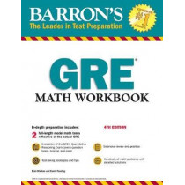 Barron's GRE Math Workbook by Blair Madore, 9781438011196