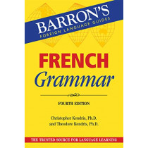 French Grammar by Christopher Kendris, 9781438011653