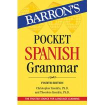 Pocket Spanish Grammar by Christopher Kendris, 9781438011660