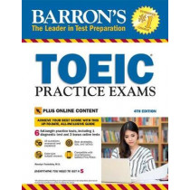 TOEIC Practice Exams: With Downloadable Audio by Lin Lougheed, 9781438011820